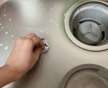 キッチンリセット,キッチン掃除,シンク,清潔,#キッチンリセット,簡単,お手入れ,時短,メリット,楽家事