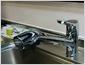 キッチン水栓の取付けの施工事例