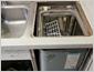 トップオープン食洗機の取付けの施工事例