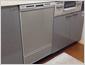 食器乾燥機の取付けの施工事例