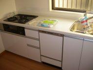 家事時間短縮 食洗機新設工事