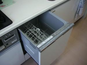 ビルトイン食洗機タイプ 浅型スライドオープン
