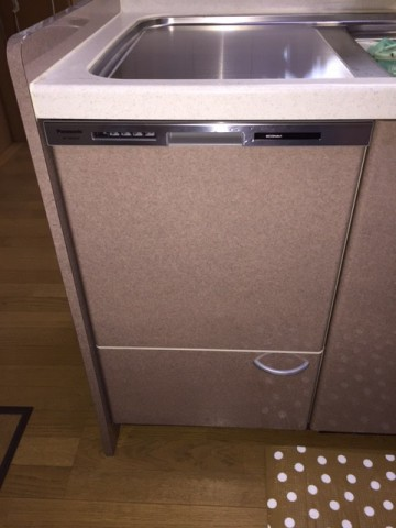 パナソニック 食洗機 NP-45MS6W