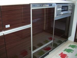 食器洗い乾燥機 設置