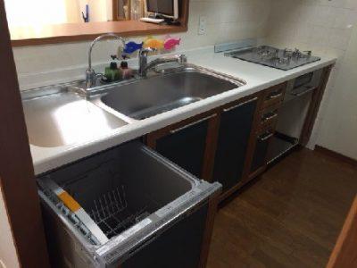 パナソニック 食洗機 NP-45MD6W