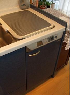 食洗機 取替え ヤマハ
