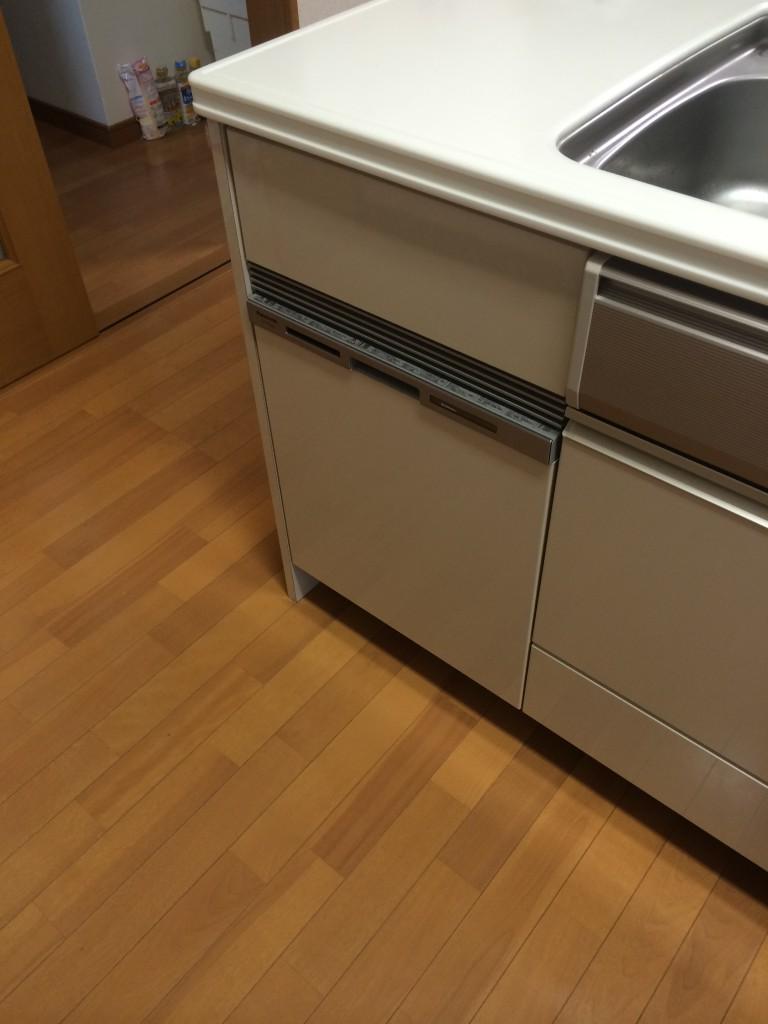 パナソニック NP-45MS6W 食器洗い乾燥機①