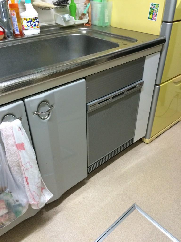 パナソニック NP-45MS6S 食器洗い乾燥機④