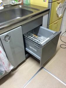 パナソニック NP-45MS6S 食器洗い乾燥機⑤