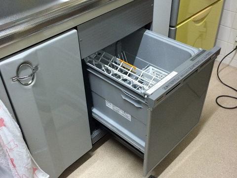 パナソニック NP-45MS6S 食器洗い乾燥機⑥