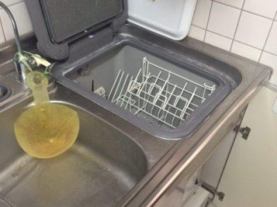 レジオン南森町 三菱電機 トップオープン食洗機⑧
