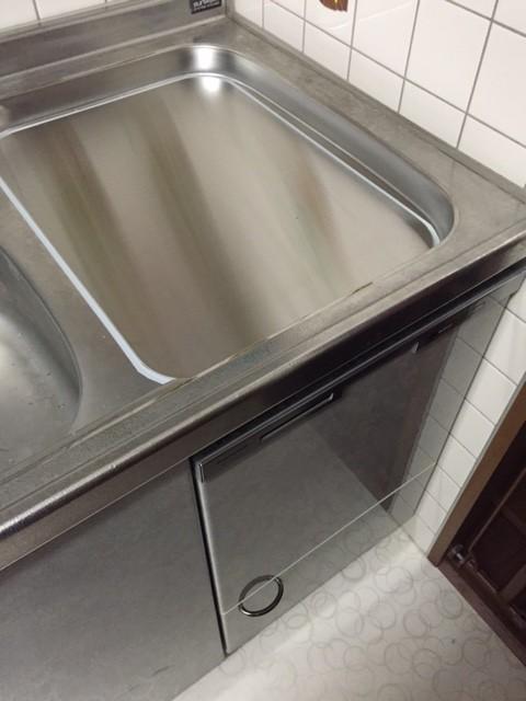 レジオン南森町 三菱電機 トップオープン食洗機③