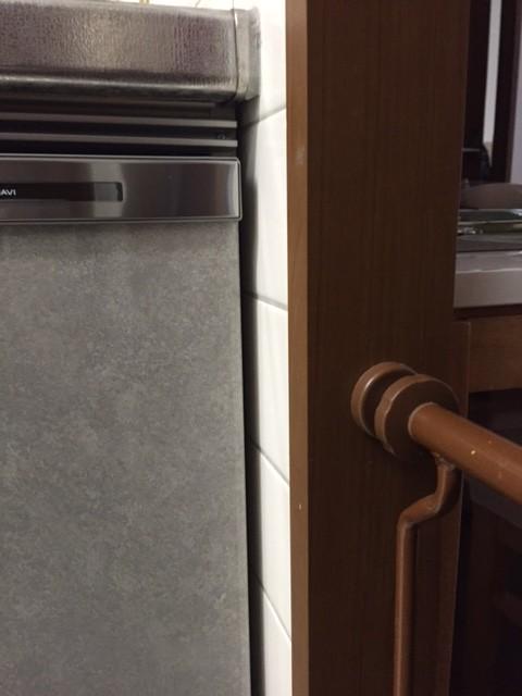 レジオン南森町 三菱電機 トップオープン食洗機④