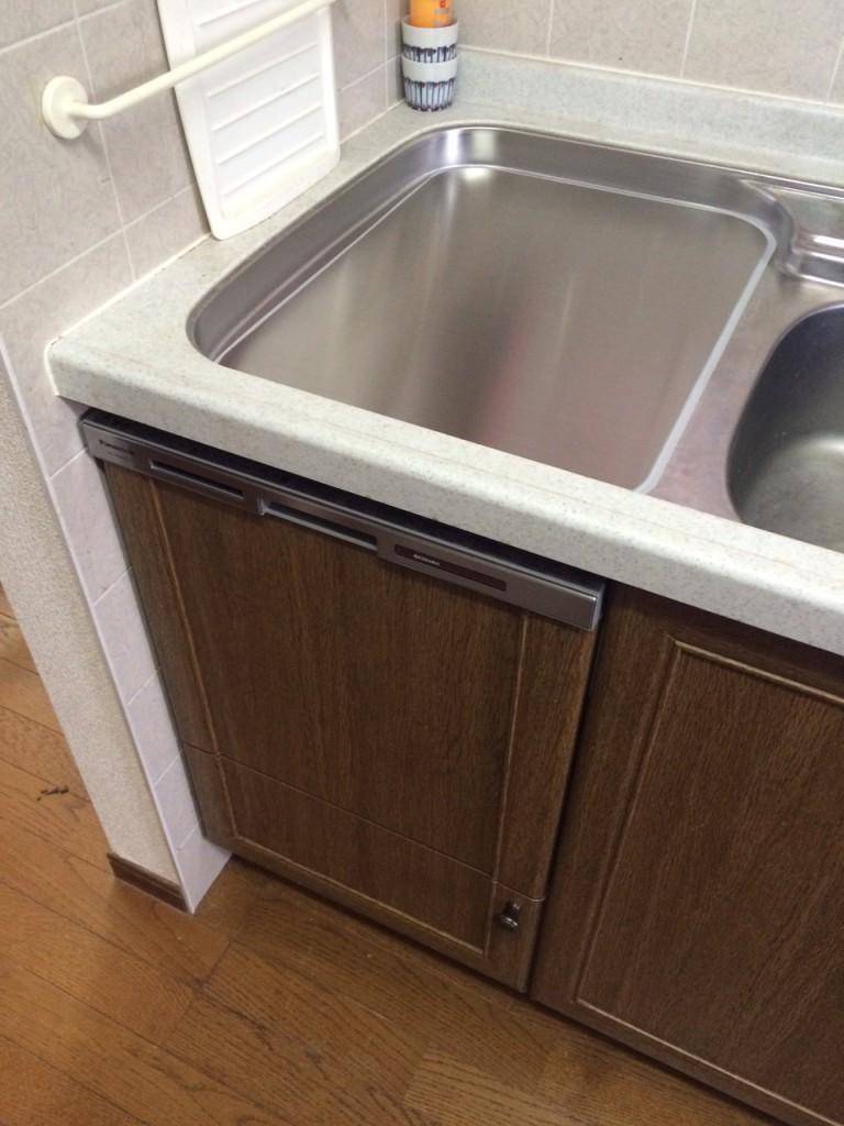 サンウェーブ 三菱 食洗機②