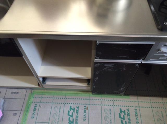 LIXIL キッチン 食洗機①