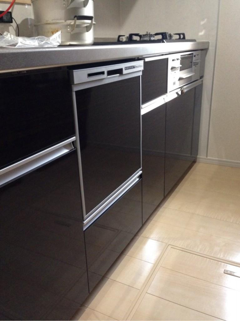 LIXIL キッチン 食洗機④