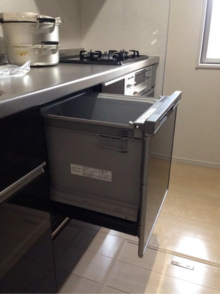 LIXIL キッチン 食洗機⑤