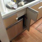 神業食洗機工事 パナソニック キッチン 食洗機①