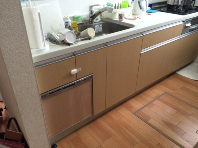 パナソニック キッチン 食洗機②