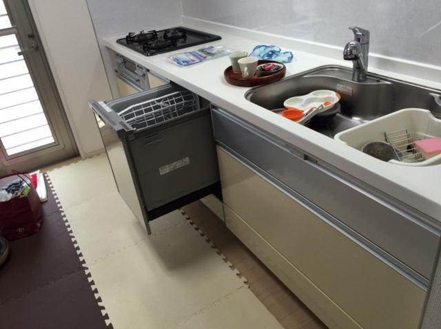 ファースト住建 ファーストプラス 食洗機①