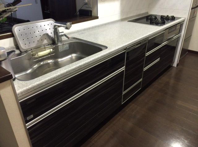 タカラ キッチン 食洗機⑥