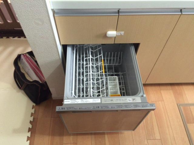 パナソニック キッチン 食洗機⑧
