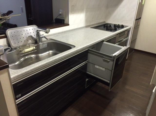 タカラ キッチン 食洗機⑩