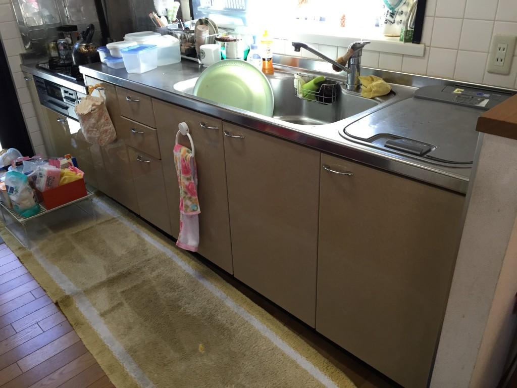 セキスイハウス 永大産業 トップオープン食洗機③