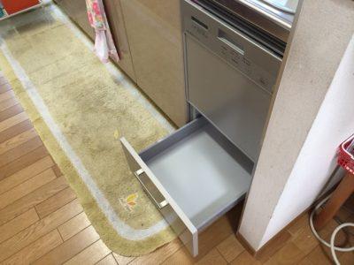 セキスイハウス 永大産業 トップオープン食洗機④