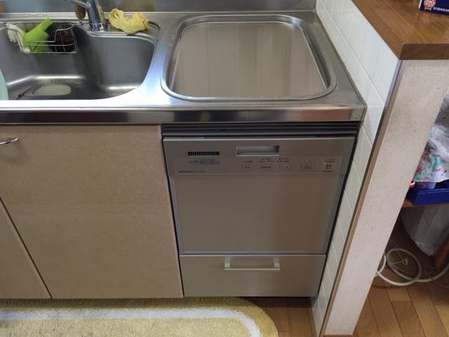 セキスイハウス 永大産業 トップオープン食洗機⑤
