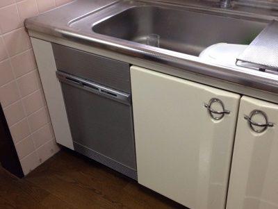 タカラスタンダード 食器乾燥庫 リフォーム④