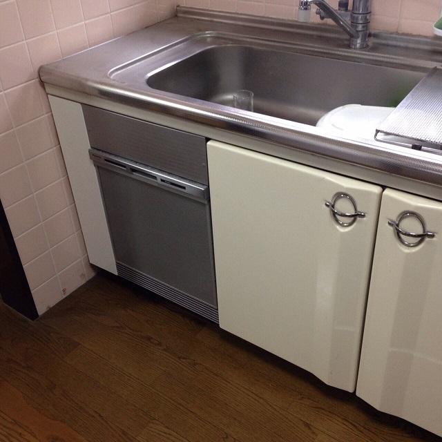 タカラスタンダード 食器乾燥庫 リフォーム⑤