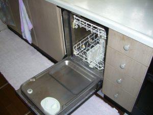 ビルトイン食洗機タイプ フロントオープン