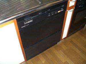 60cmスライド食洗機取替え交換工事内容 施工後