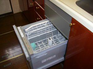 シンク下食器洗い乾燥機 リフォーム 費用