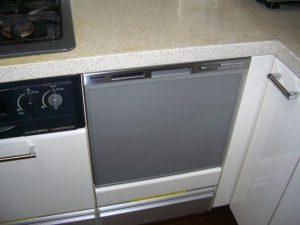ビルトイン食器洗い乾燥機 取替え交換