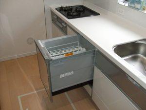 ビルトイン食洗機タイプ 深型スライドタイプ