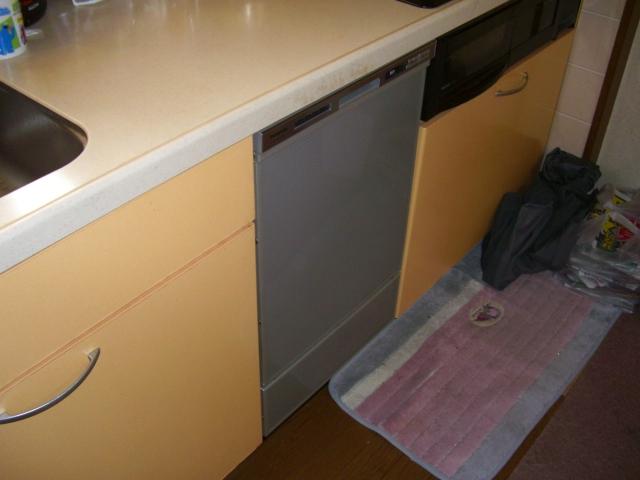 パナソニック食洗機 交換 NP-45MD7S