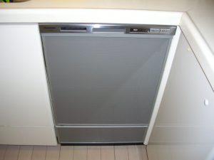 30センチ幅 パナソニックビルトイン食器洗い乾燥機 45センチ食洗機設置 交換 NP-45MD7S