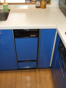 30センチ幅 ビルトイン食器洗い乾燥機 交換 NP-45MD7S