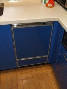 30センチ幅 パナソニックビルトイン食器洗い乾燥機 交換 NP-45MD7S