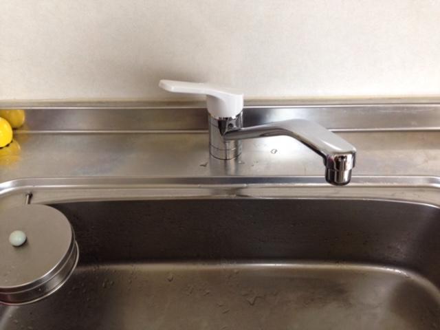 LIXIL 水栓 取替え