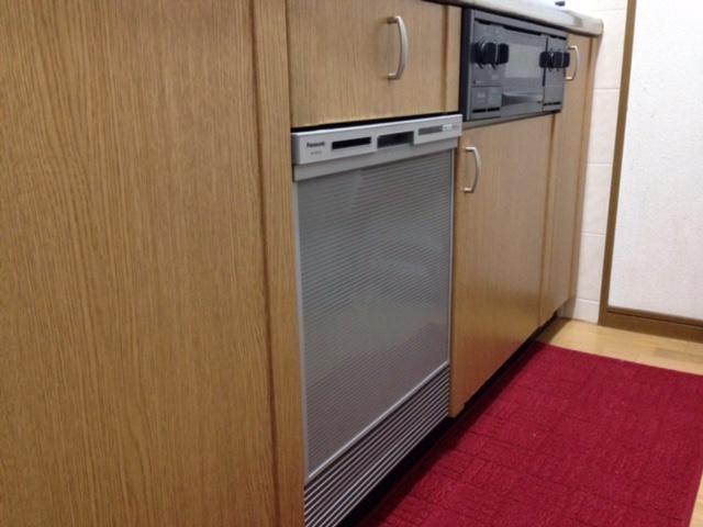 パナソニック食洗機 交換 NP-45VS7S③