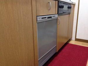 タカラスタンダードキッチンパナソニック食洗機 交換 NP-45VS7S④