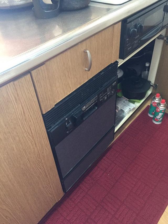 パナソニック食洗機 交換 NP-45VS7S⑧