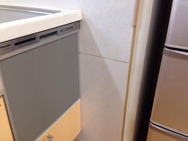 パナソニック食洗機 交換 NP-45MD7S⑤