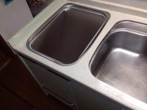 三菱電機 トップオープン食洗機取替え NP-45MS7S⑧