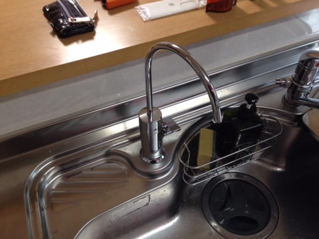 LIXIL カートリッジ内臓浄水器 JF-WA501