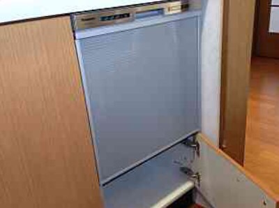 東芝食洗機 トップオープン食洗機取替え DW-B45CTV/M⑤