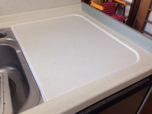 三菱電機食洗機 トップオープン食洗機取替え EW-CB51-YH④